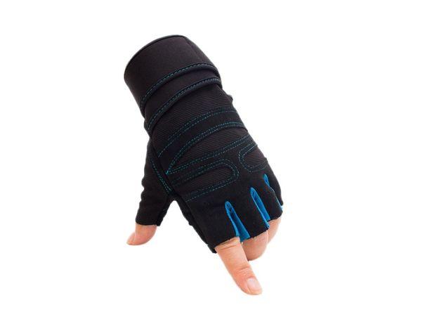 Спортивные перчатки для тренировок на турнике в тренажёрном зале