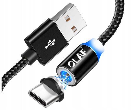 Kabel Magnetyczny USB ładowarka TYPU C