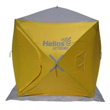 Палатка-куб зимняя Helios EXTREME