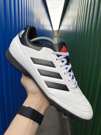 Сороконожки оригинал adidas размер 42 копы бутсы