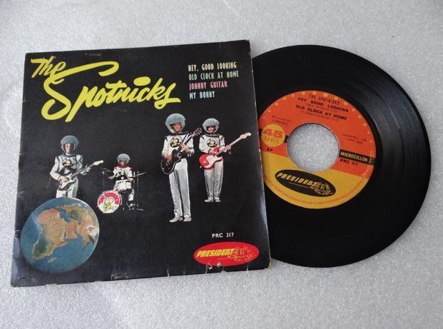 EP / Disco de Vinil - The Spotnicks (MUITO RARO)