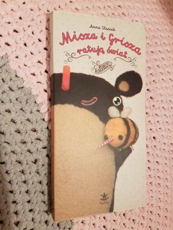Misza i Grisza ratują świat - Anna Stasiak