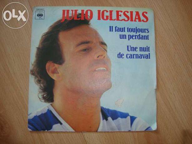 Disco vinil Julio Iglesias