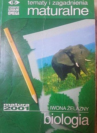 tematy i zagadnienia maturalne biologia 2001