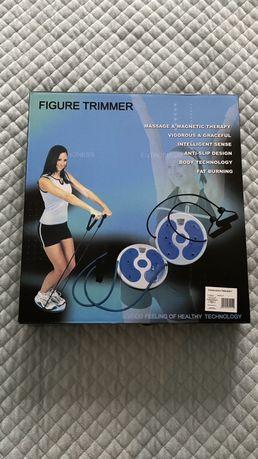 """NOWA Platforma do ćwiczeń """"figure trimmer"""" twister obrotowy"""