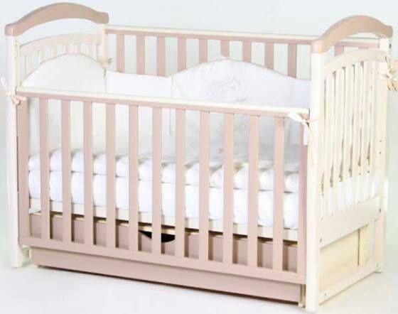 Кроватка Верес Соня с маятником + матрас. Цена актуальна до 17 октября