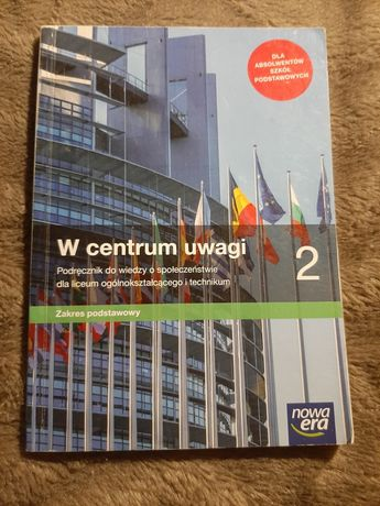 W centrum uwagi 2 podręcznik do WOS