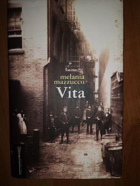 Książka Melania Mazzucco Vita