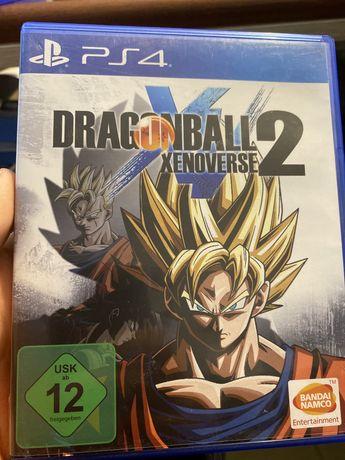 Dragonball 2 Xenoverse PS4