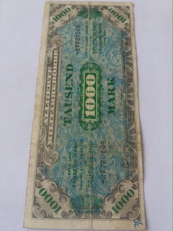 1000 марок 1944 года