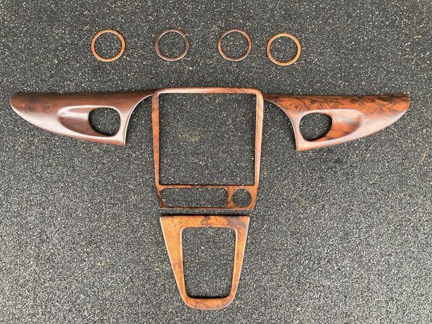 Drewno Dekory Aplikacje Komplet Mazda mx-5