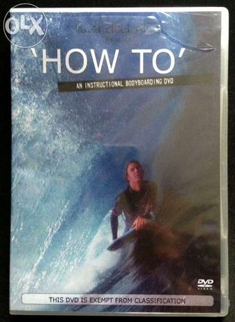 """How to"" - aprender bodyboard"