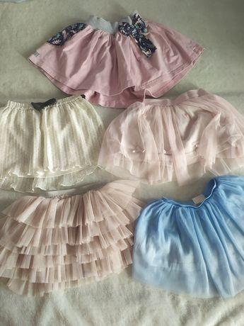 5 pak spódniczek tiulowych
