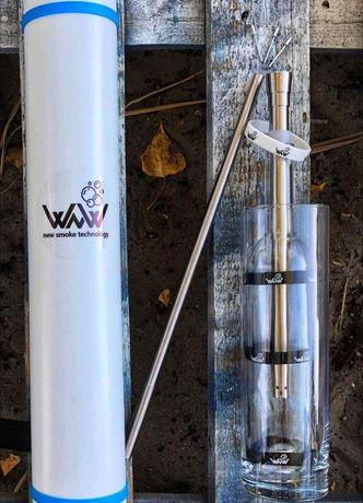 Водный, Стеклянный бонг-буль, бульбулятор с фильтрацией, для курения