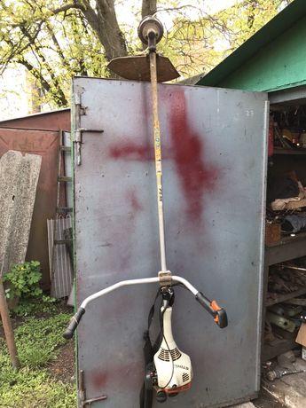Газонокосилка stihl