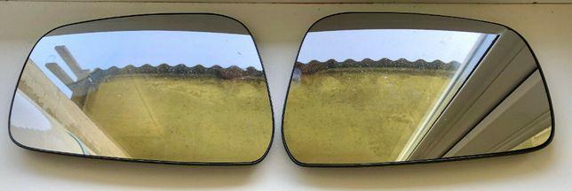 Вкладыш зеркала Ниссан Навара Pathfinder navara стекло вкладиш ніссан