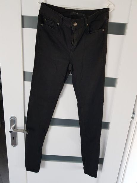 Vero moda jeansy wysoki stan