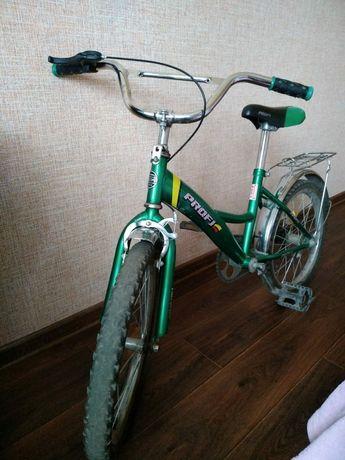 Велосипед Profi 18 дюймов колеса