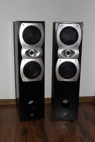 CAT Kolumny głośniki słupki 3 way bass reflex 350 W Wysyłka