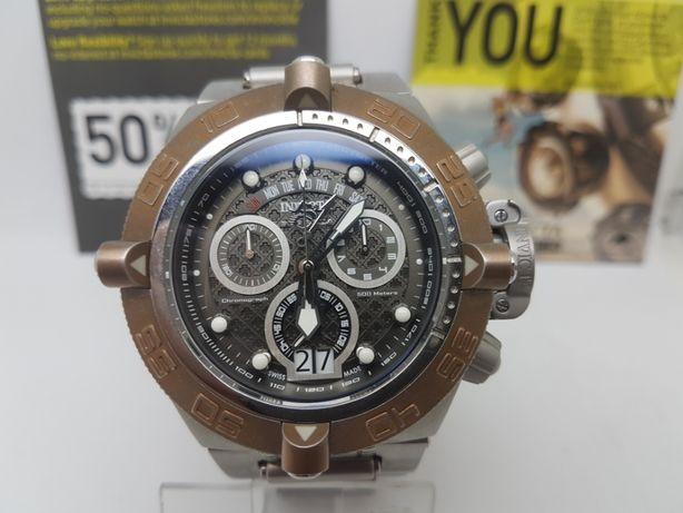Nowy zegarek INVICTA Subaqua NOMA IV 17609 SWISS MADE GW24 FV23