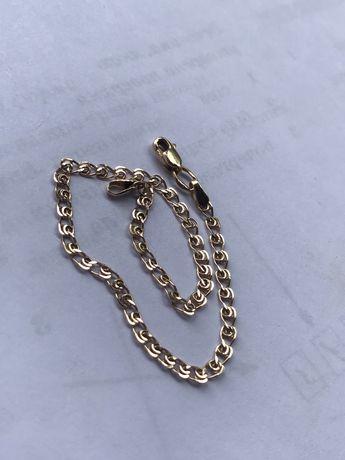 Продам золотой браслет!
