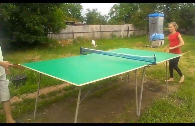 Теннисный стол складной