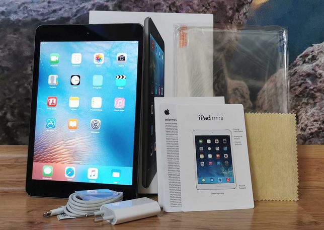 iPad mini, 16GB, Wi-Fi, SpaceGrey, A1432