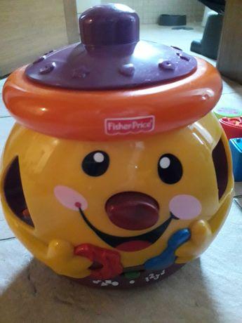 Brinquedos didaticos Chicco Fischer price