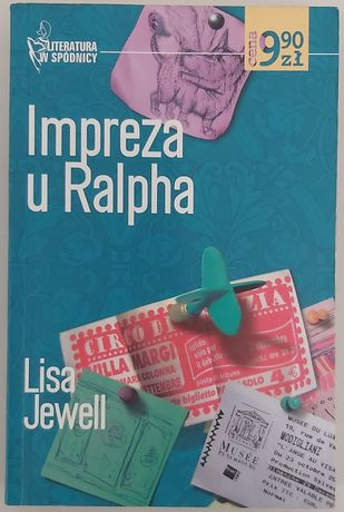 L. Jewell Impreza u Ralpha