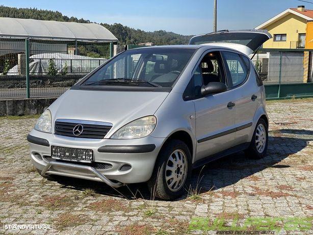 Carro Para Peças MERCEDES-BENZ A-CLASS (W168)  Usado REF. 170CDI Caixa Automátic...