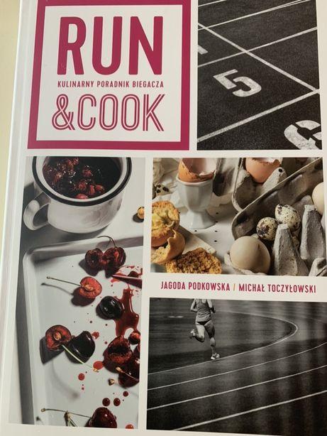 Run&Cook - kulinarny poradnik biegacza