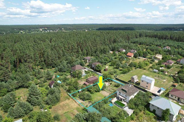 Продам ділянку Забір'я в оточенні лісу