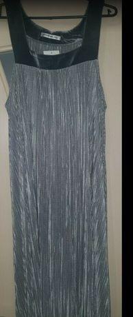 Платье, сарафан плисе