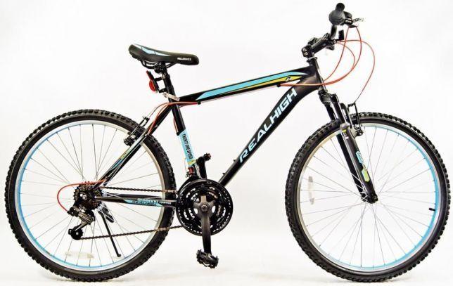 """NOWY rower MTB górski koła 26"""" rama 19"""" osprzęt SHIMANO Amory"""
