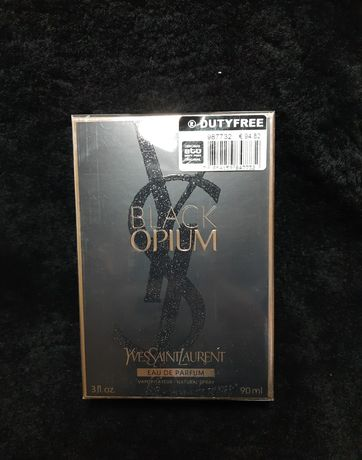 Black Opium Yves Saint Laurent Блек Опиум духи оригинал 90мл парфюм