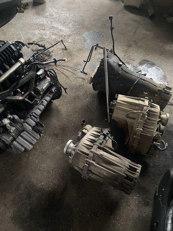 Роздатка-редуктор-мотор-коробка-речаг-граната Mercedes w163-Ml163