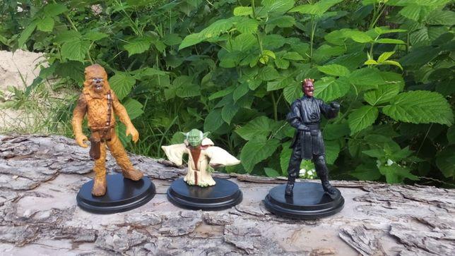 фигурки героев из фильма Star wars производитель Hasbro
