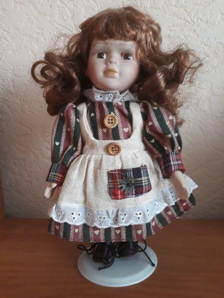 Кукла фарфоровая Подарок коллекция