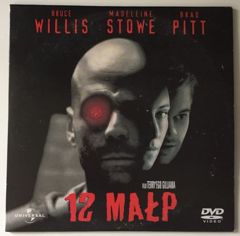 DVD 12 Małp