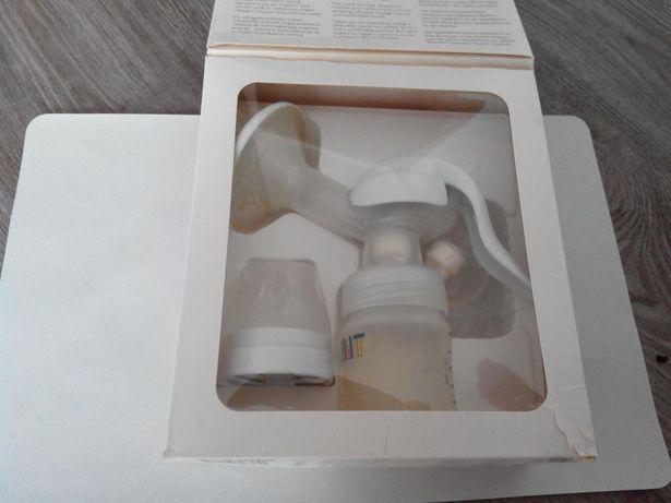 Молокоотсос Philips Avent (с новой соской) + подарки прокладки для гру