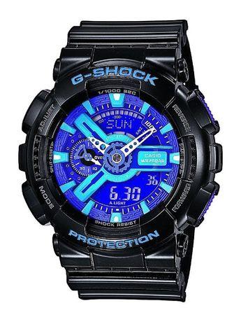 Zegarek Casio G-Shock GA-110HC-1AER + puszka CASIO