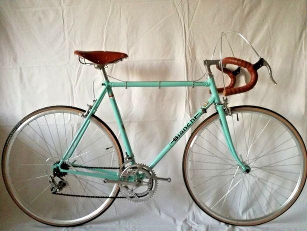 Bianchi Велосипед шоссейный городской 28 круизер Fixed gear сингл fix