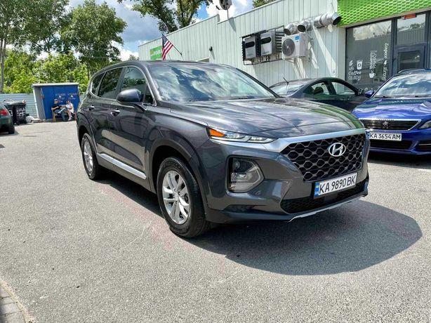 2020 Hyundai SANTA FE SE _ 4WD