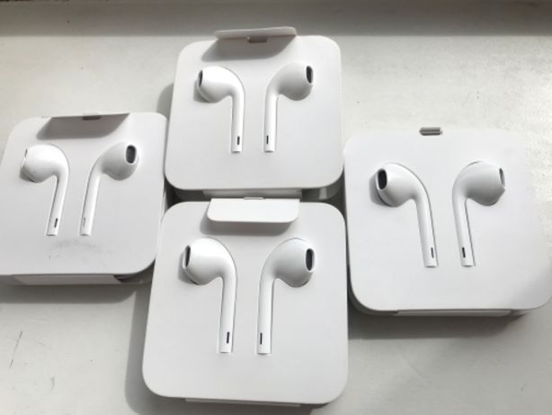 Apple EarPods Lighting Original 100% Оригинал! iPhone 7/8/X/Xs/11/Xr