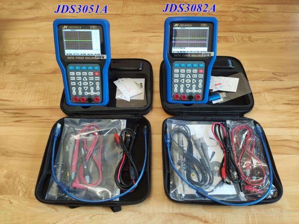 Осциллограф мультиметр сигнал-генератор JDS3051A JDS3082A кейс русский