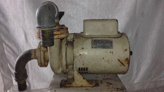 Grupo Motor e Bomba EFACEC (Poço de Água)