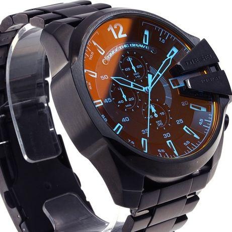 Zegarek DIESEL DZ 4318 na bransolecie z poświatą nowy gwarancja