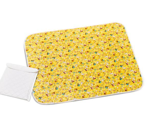 Клеенка пеленка непромокайка в детскую кроватку, коляску-BABY LOOVI