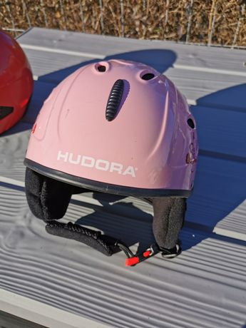 Kask narciarski dla dziecka Hudora
