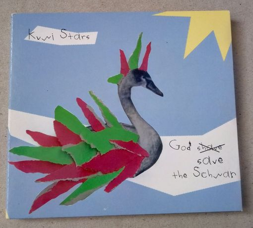 Kuwi Stars -God solve the Schwan, 2005 r. - CD